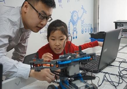 西城专业少儿机器人培训机构