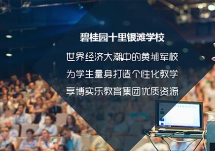 碧桂园银滩国际学校2018学费