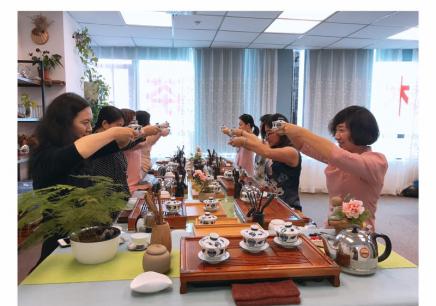 深圳茶艺课程内容
