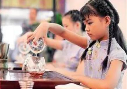 深圳少年茶艺兴趣班课程