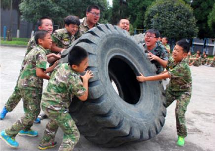 西安军事化夏令营培训哪家好
