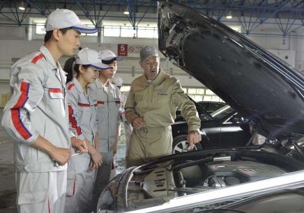 上海二手车鉴定评估师培训班