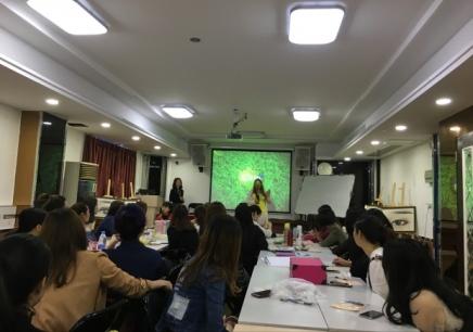深圳德美娜韩式皮肤管理培训
