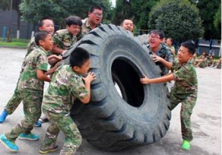郑州军事夏令营培训
