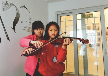 深圳少儿小提琴培训启蒙班