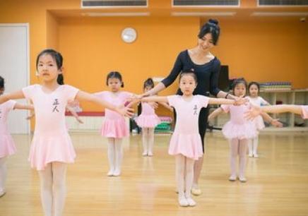 成都幼儿启蒙舞培训