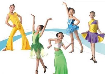 成都少儿中国舞培训班