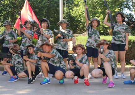 南京暑假军训夏令营