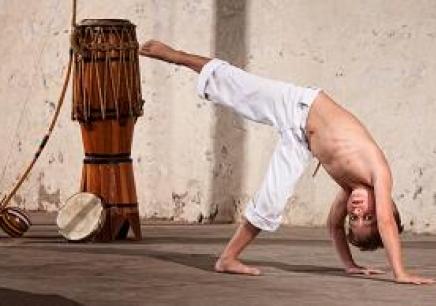 成都巴西战舞培训
