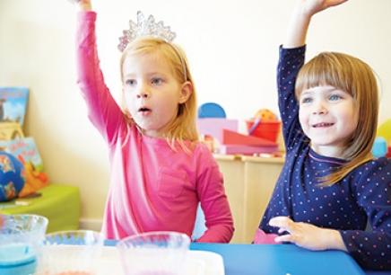 幼儿生活技能培训