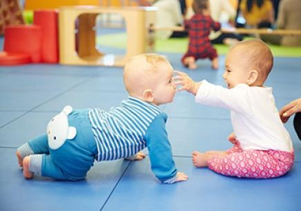 幼儿育乐培训课程