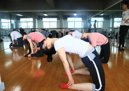 上海形体训练辅导课