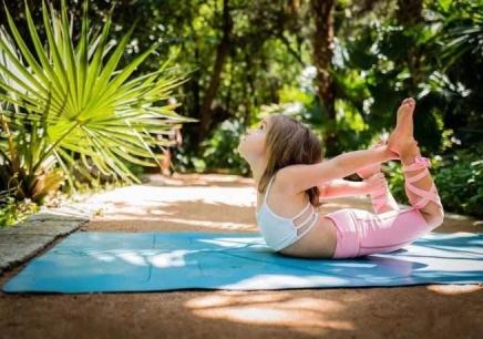 苏州少儿瑜伽培训班