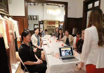 上海服饰搭配精品辅导班