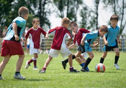 苏州少儿足球训练培训