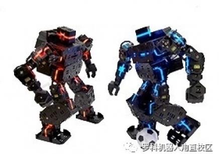 苏州机器人人形体课程