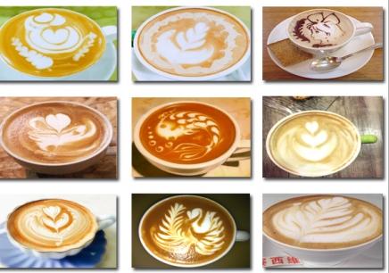 惠州咖啡拉花培训班