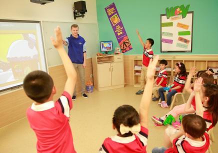 美国幼儿园课程
