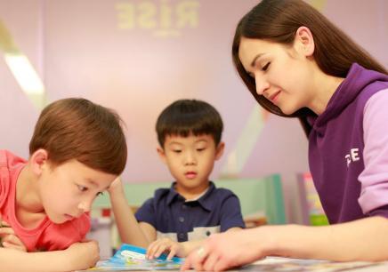 沈阳瑞思学科英语怎么样,沈阳美国小学课程辅导机构,美国幼儿园课程