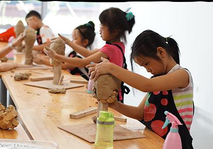 苏州7-8岁儿童艺术培训课程