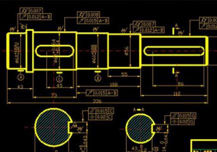 机械CAD培训