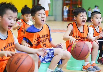 天津青少兒籃球培訓