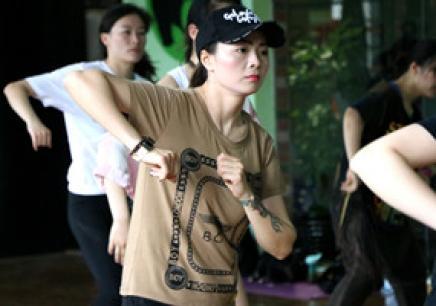 上海EGFIC精英团操教练培训课程体系
