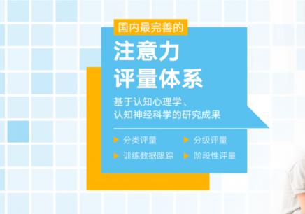 上海小海豚成套儿童注意力测评