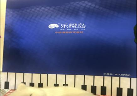 广州钢琴中级课程
