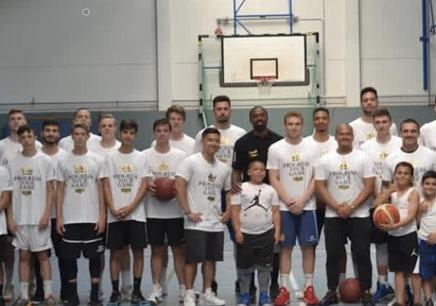 上海籃球精英培訓班