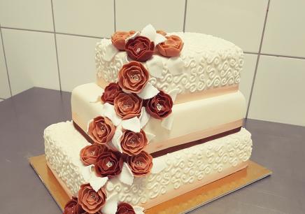 珠海蛋糕裱花培训