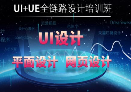 上海黄浦区UI设计培训机构多少钱