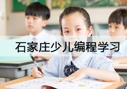 石家庄青少年编程教育