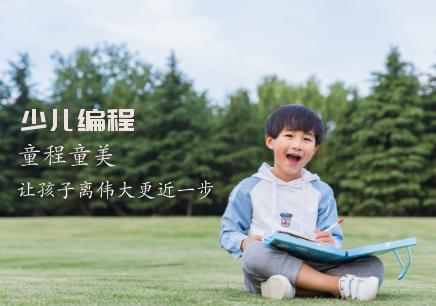 西安少兒編程暑假幾歲開始學