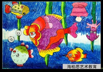 创意儿童画