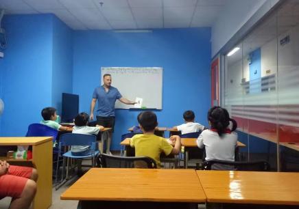 东莞青少年英语培训课程