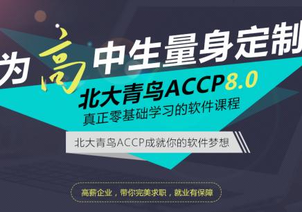 北京软件开发基础班课程培训