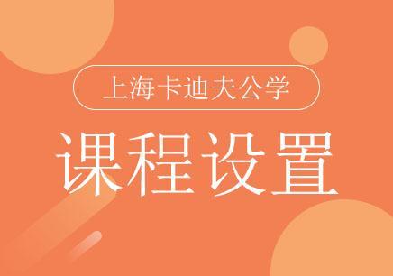 上海卡?#25103;?#20844;学课程设置
