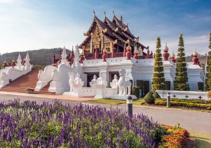 泰国格乐大学本硕博课程设置