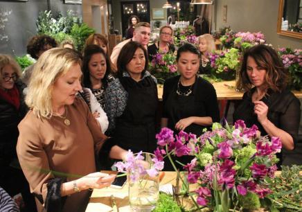 DFA欧洲国际花艺课程