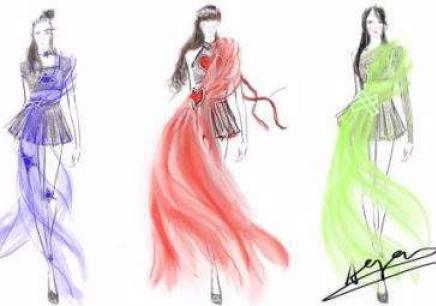 鹽城服裝設計就業培訓