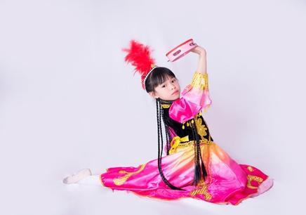 少兒中國舞