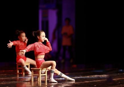 杭州爵士舞亚博体育软件