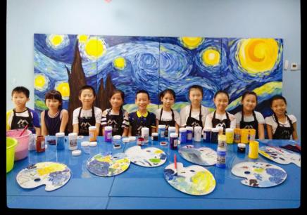 深圳少儿美术培训班哪里有
