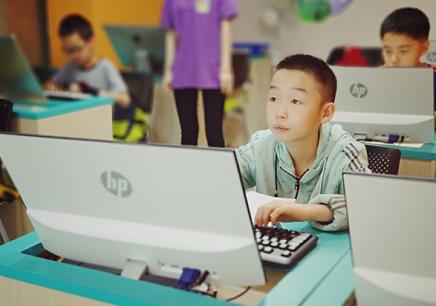 芜湖编程儿童