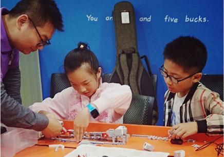 芜湖少儿机器人培训编程