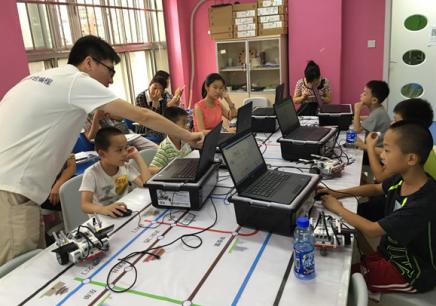 淄博张店区童程童美编程学习
