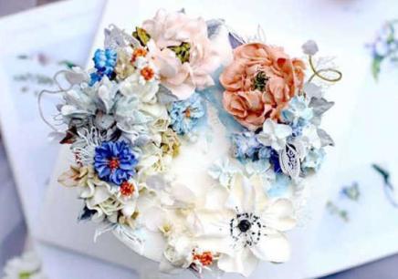 苏州自然系裱花课程