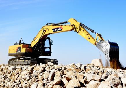 福州十大挖掘机培训学校