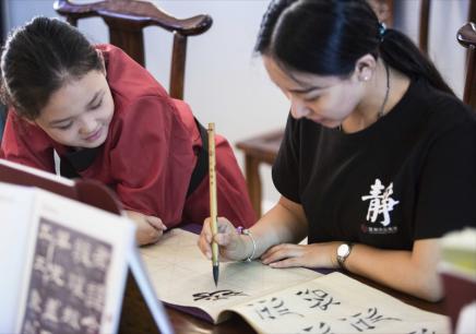深圳成人书法培训课程哪里有